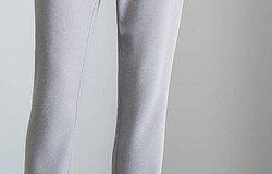 Построение выкройки женских брюк с поясом на резинке