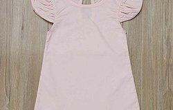 Рукав крылышко: выкройка на взрослое платье, как выкроить волан по пройме
