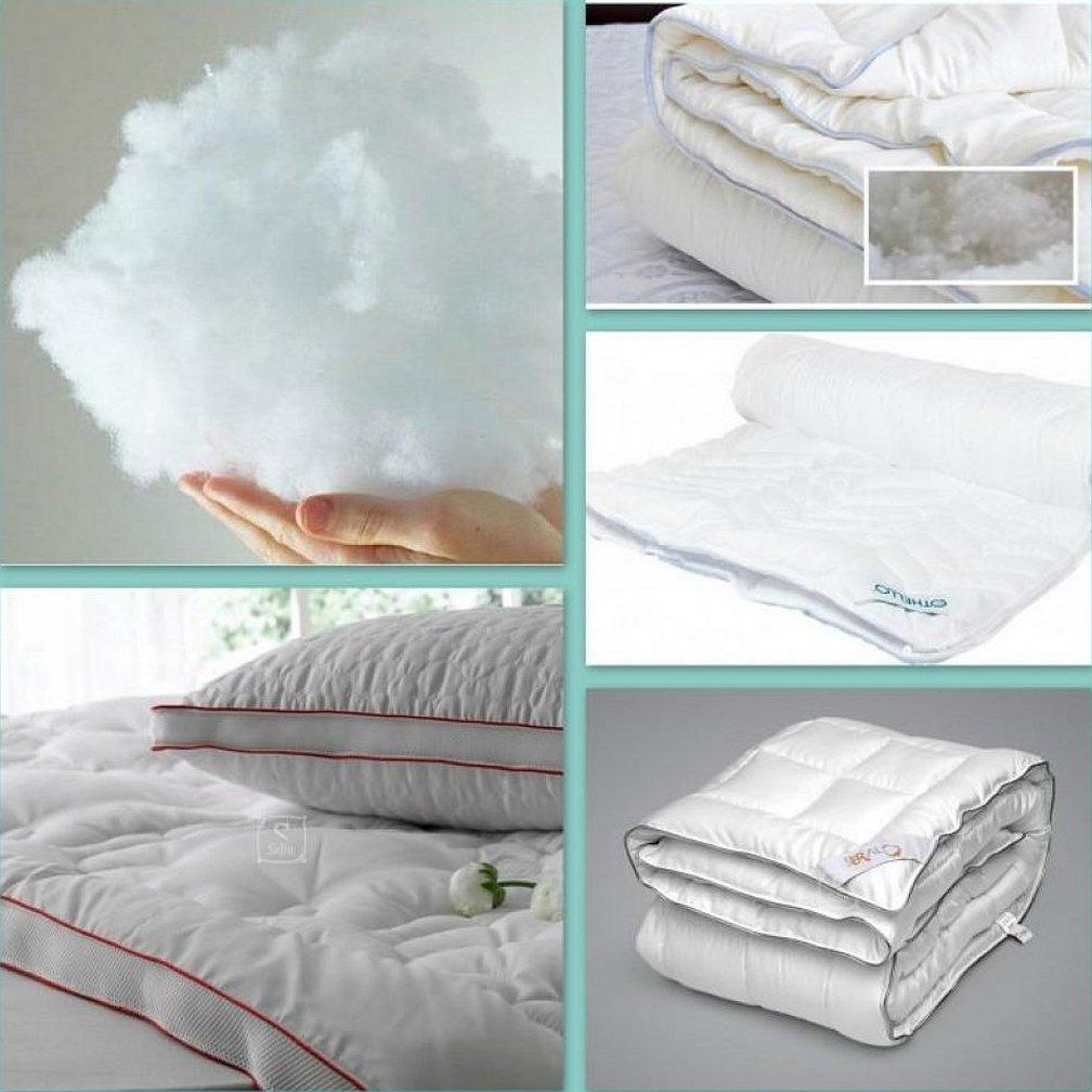 Подушка микроволокно микрогель