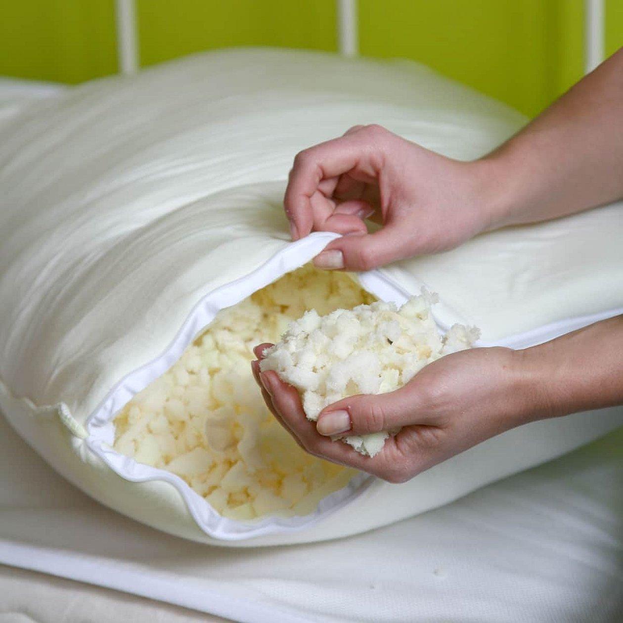 Поролоновый наполнитель для подушек