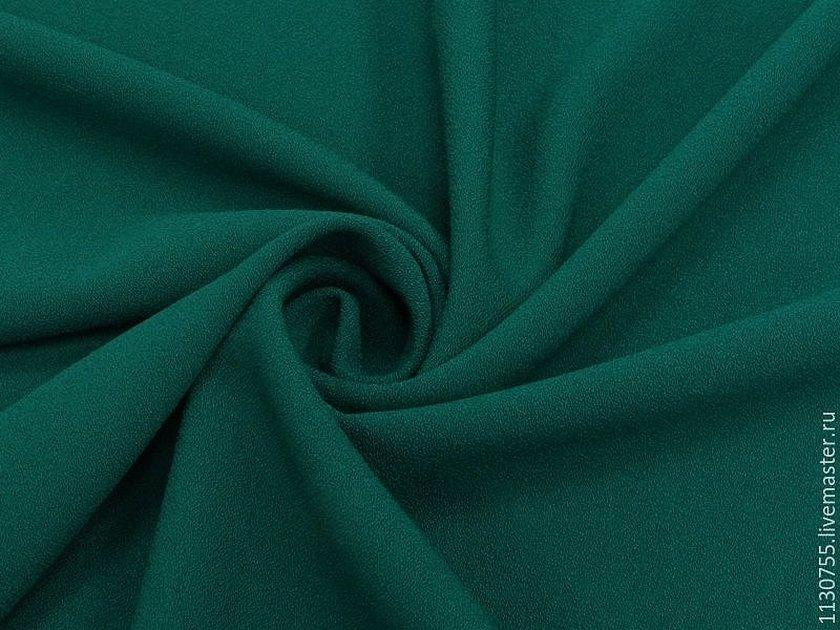 Изумруд вискозный трикотаж ткань