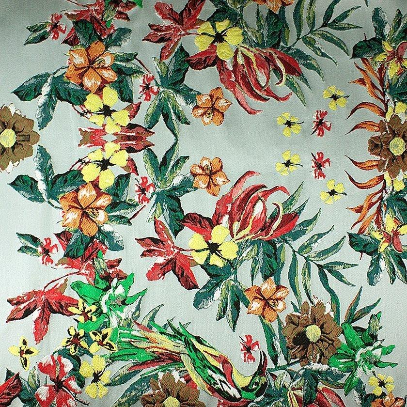 Польский народный орнамент ткань
