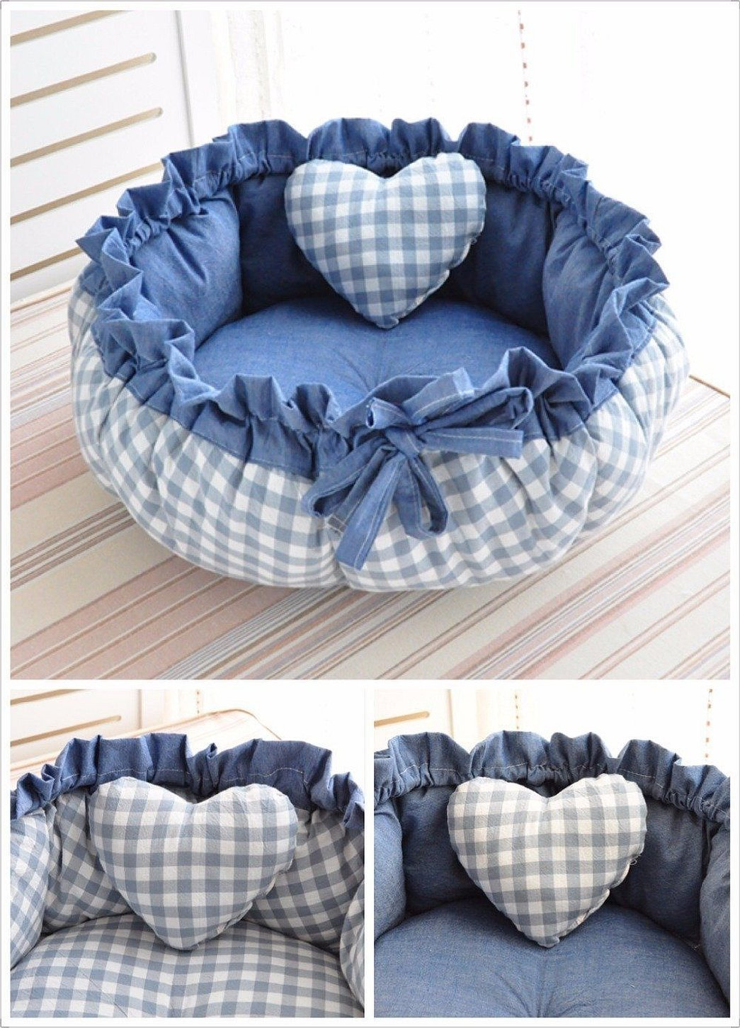 Подушка лежанка для собаки своими руками