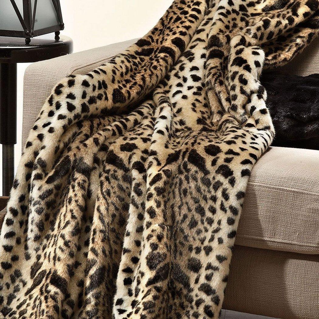 Материал леопардовый мех искусственный