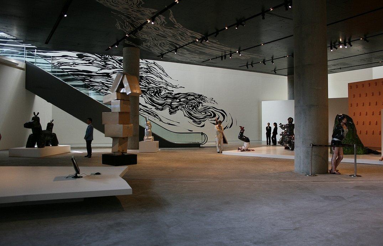 Музей современного искусства гараж в москве