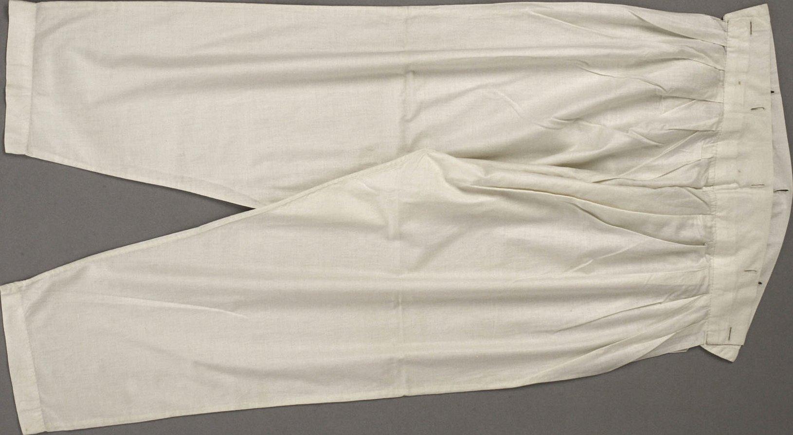 Белое нательное бельё солдатское