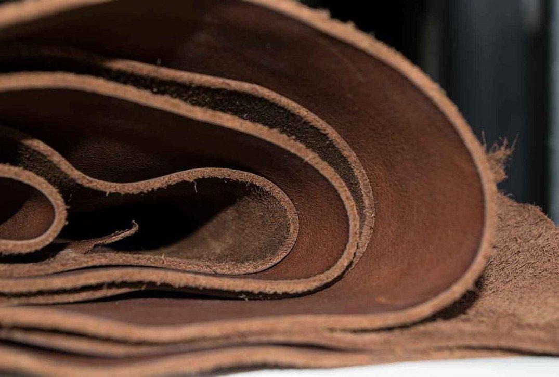 Кожаная ткань для обуви