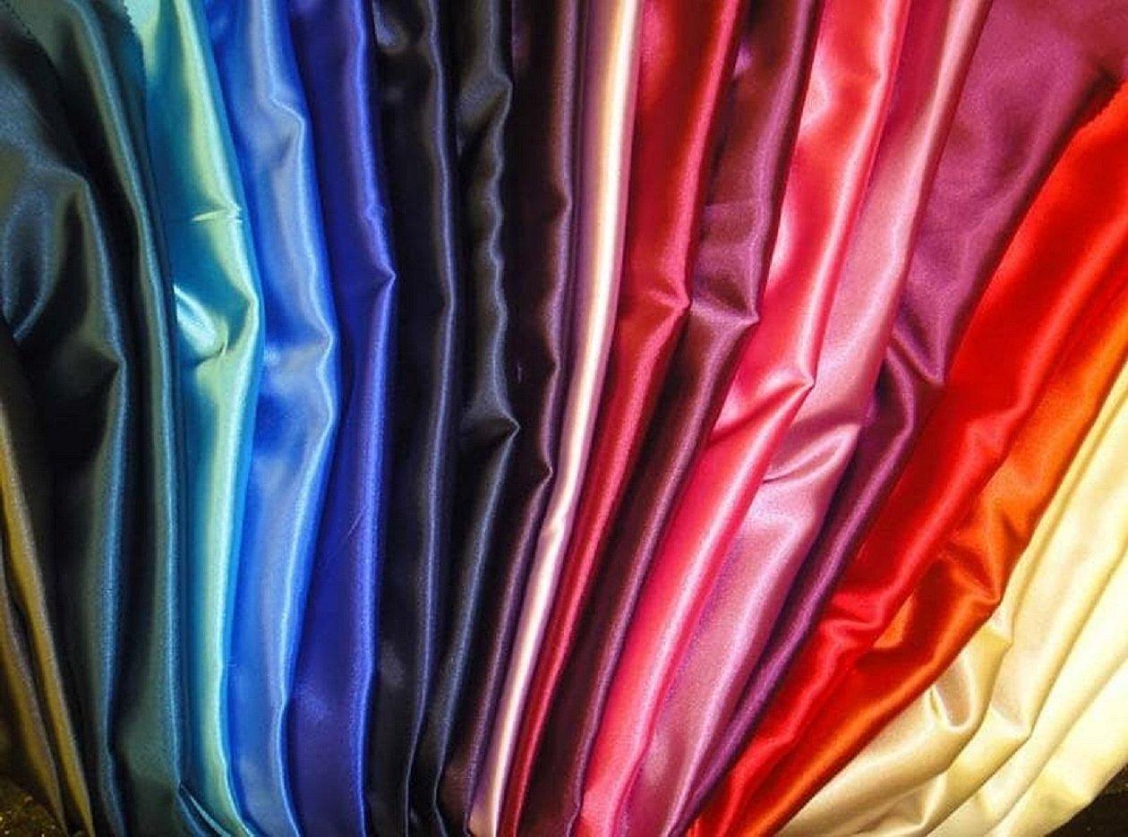 Ткань сатин разноцветная