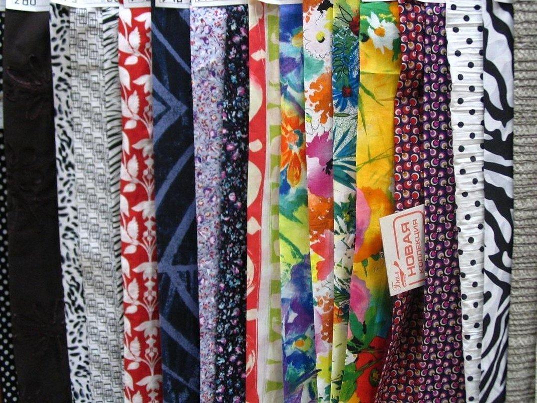Турецкие ткани для одежды