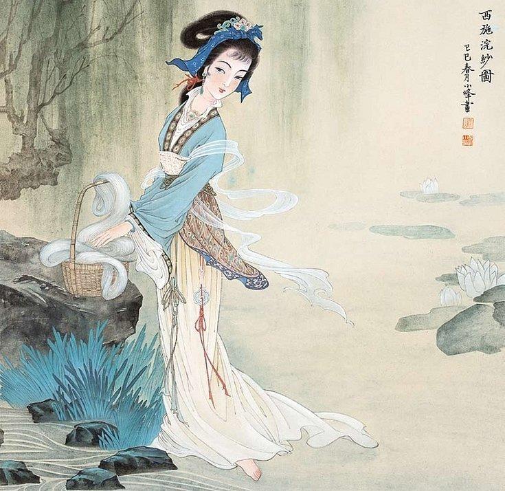 Ван чжаоцзюнь китайская красавица