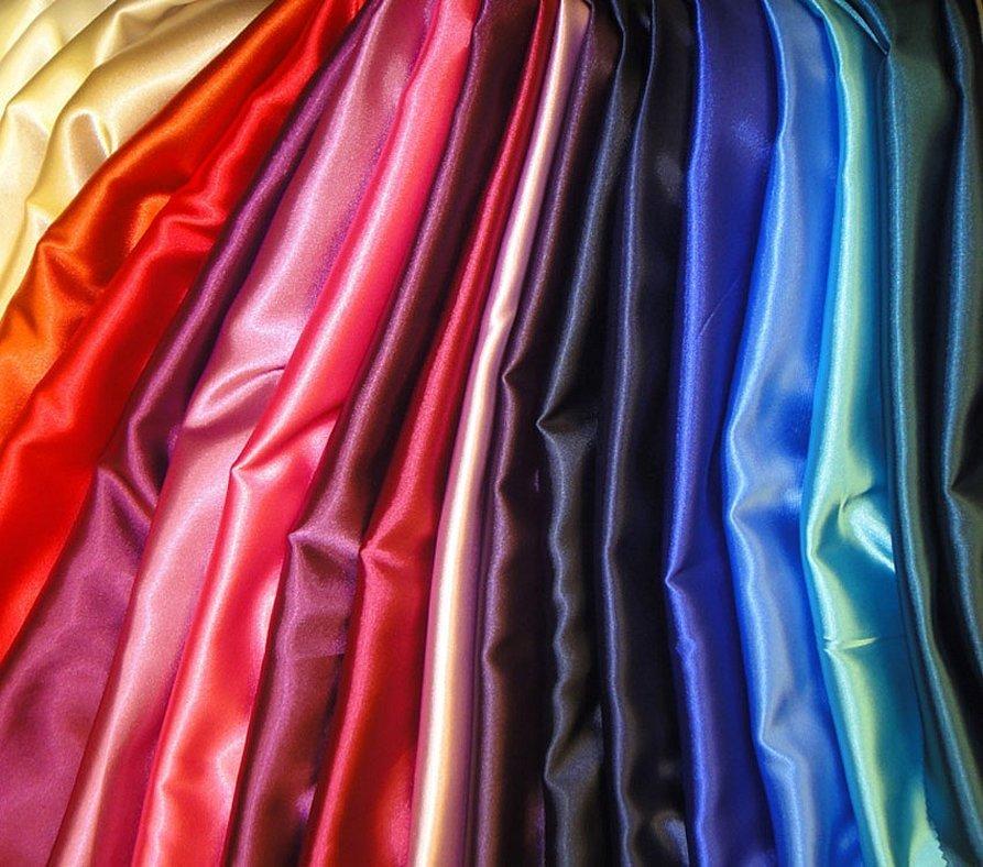 Ткань сатин атлас