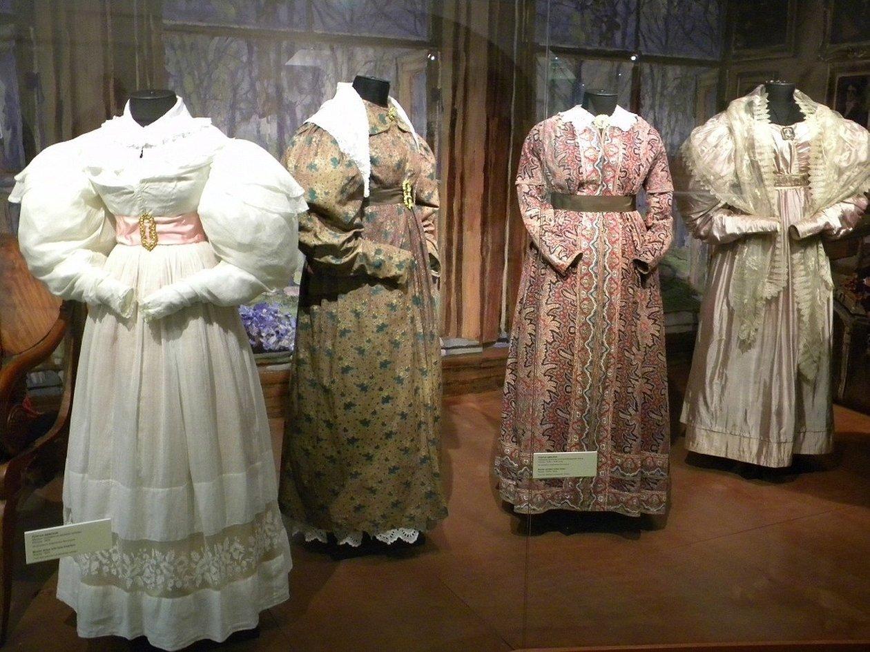 Музей одежды александра васильева