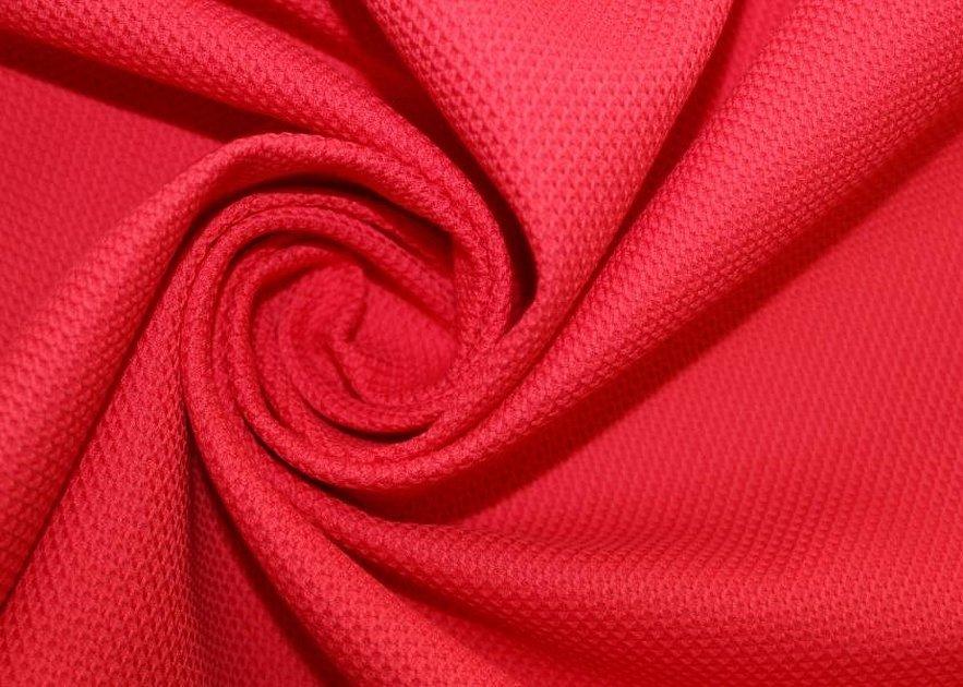Трикотаж красный ткани
