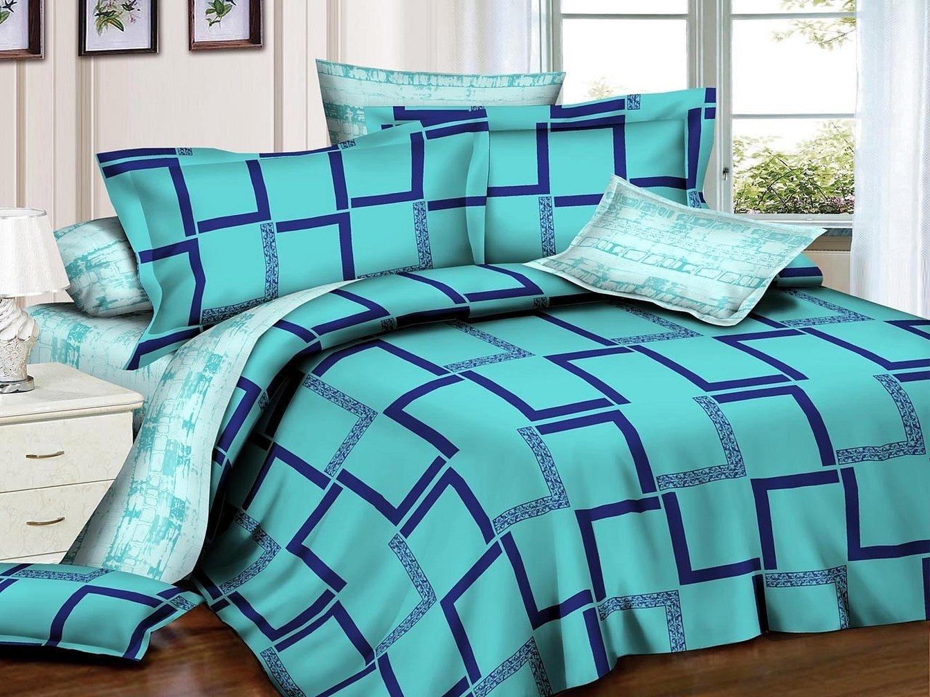 Комплект постельного белья сатин бруно