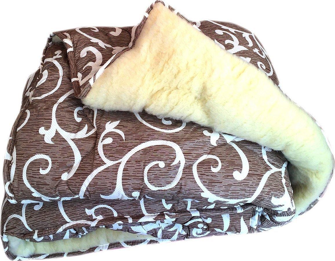 Плед подушки одеяло из овчины