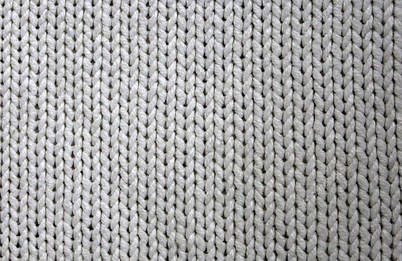 Текстура вязаной шерсти