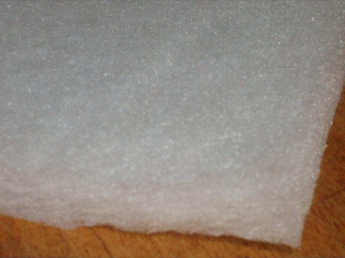 Полиэфирное волокно утеплитель