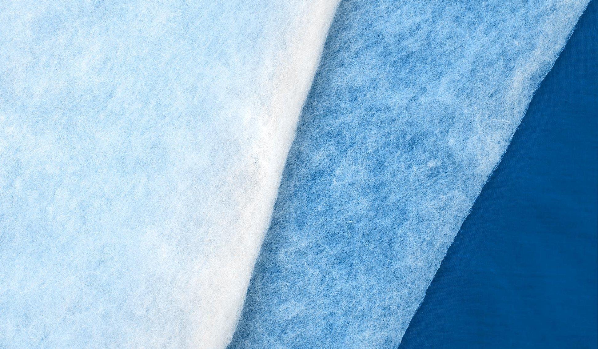 Джинса ткань светло голубой
