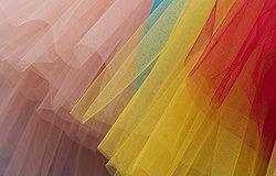 Фатин: описание ткани, состав, свойства, достоинства и недостатки