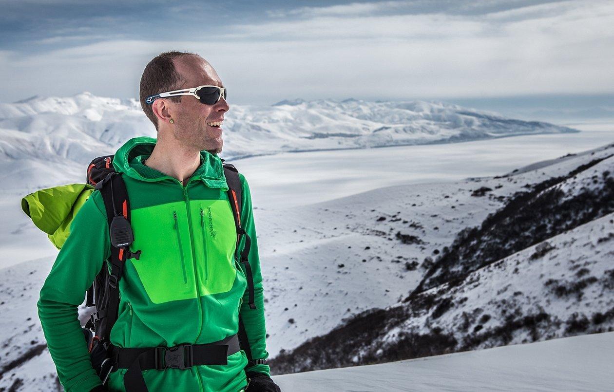 Рюкзак для ски альпинизм