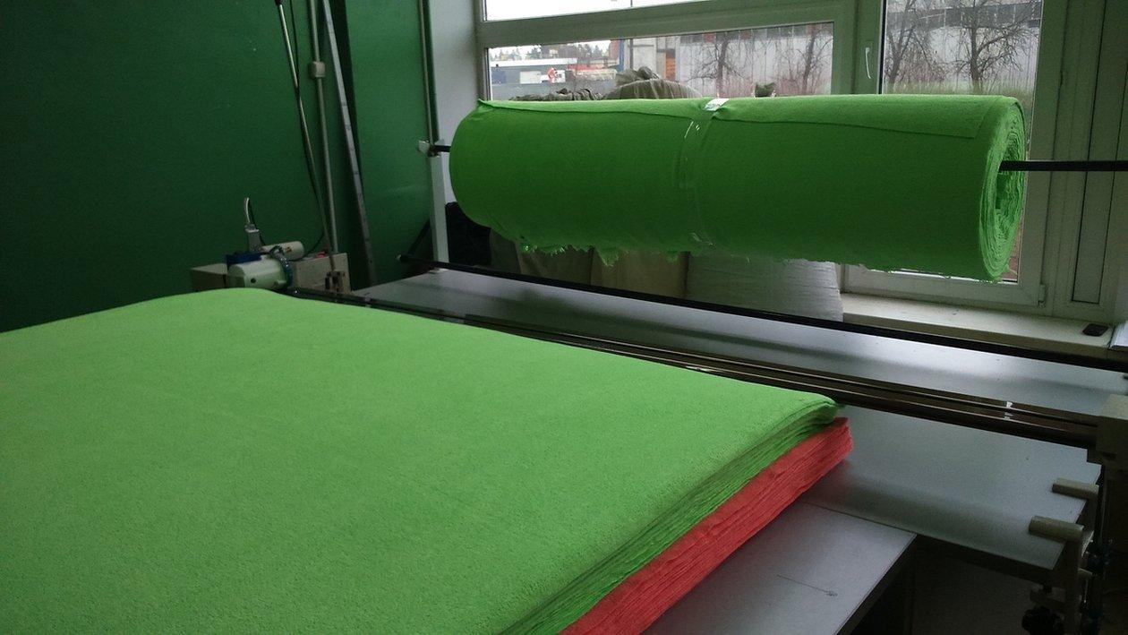 Кашировка для рулонные бумаги