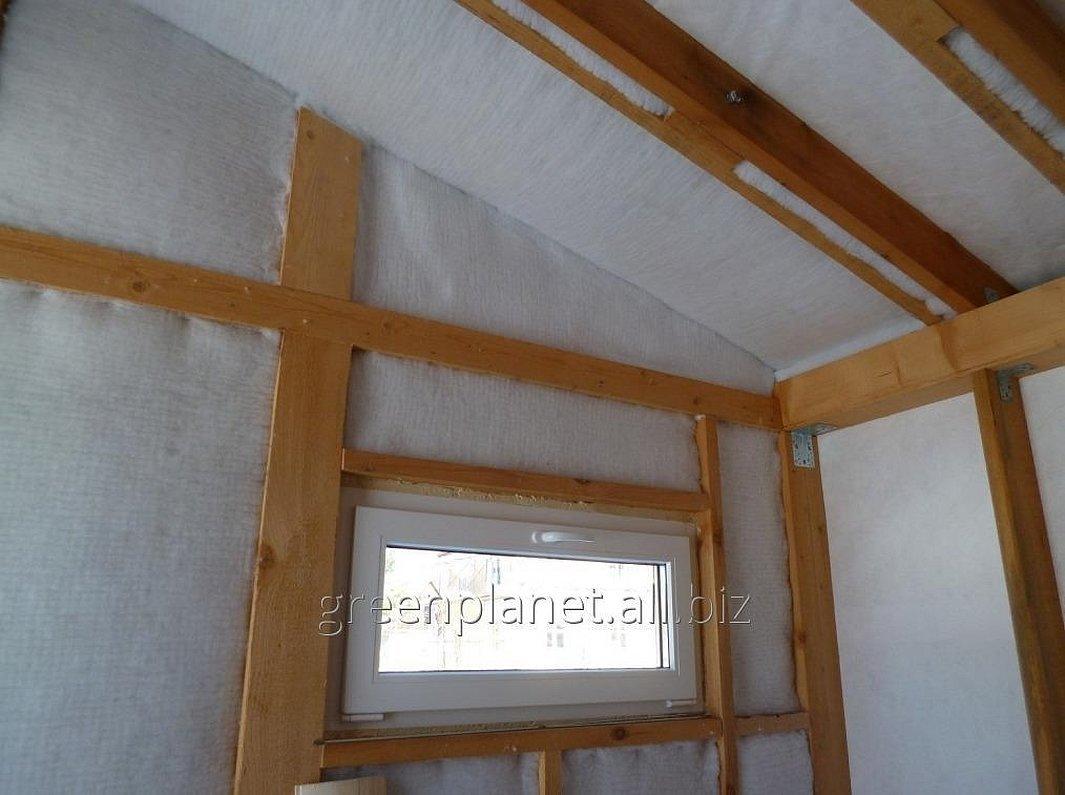 Обрешетка на потолок под панели