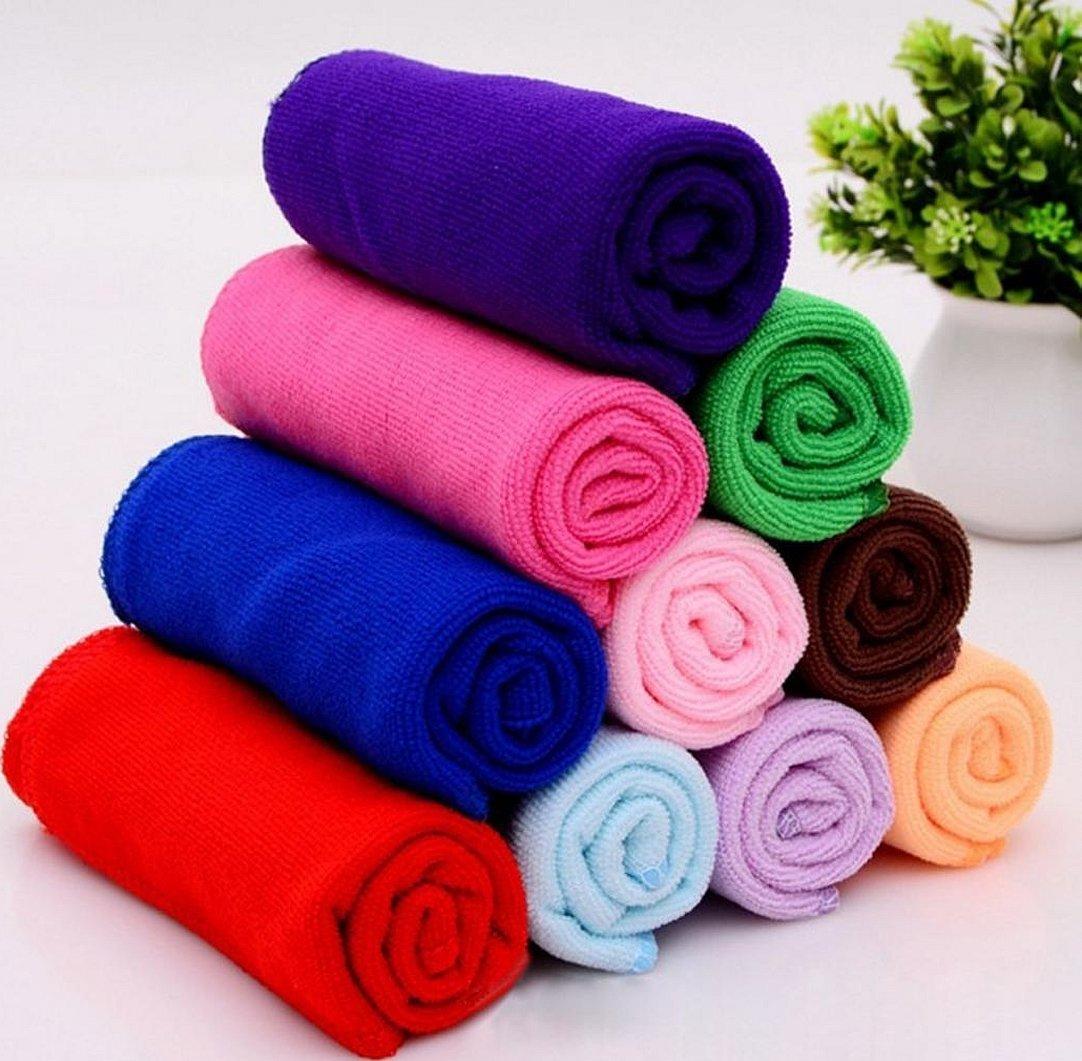 Полотенце для рук разных цветов