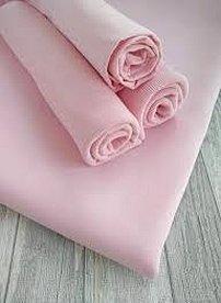 Футер нежно розовый