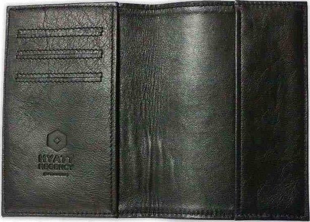 Обложка для паспорта из натуральной кожи