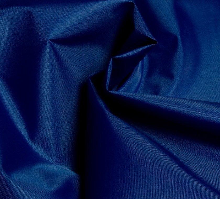 Темно синяя сорочечная ткань