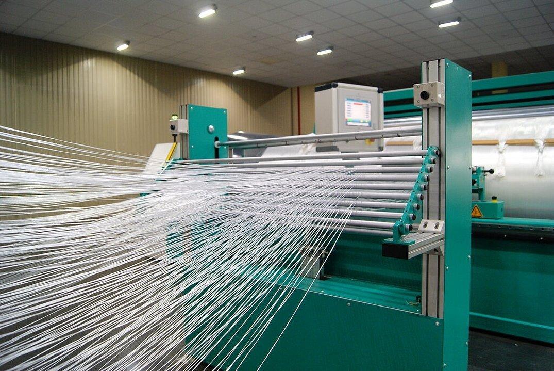 Производство синтетических волокон