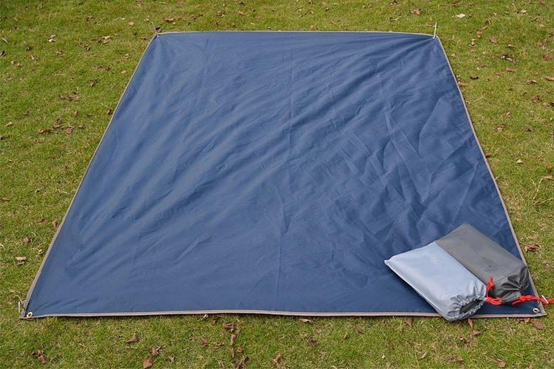 Тент для пола в палатку