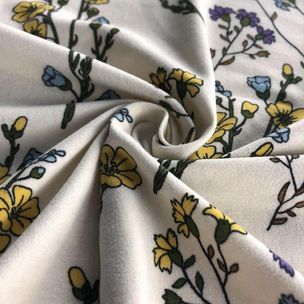 Хлопковые плательные ткани италия