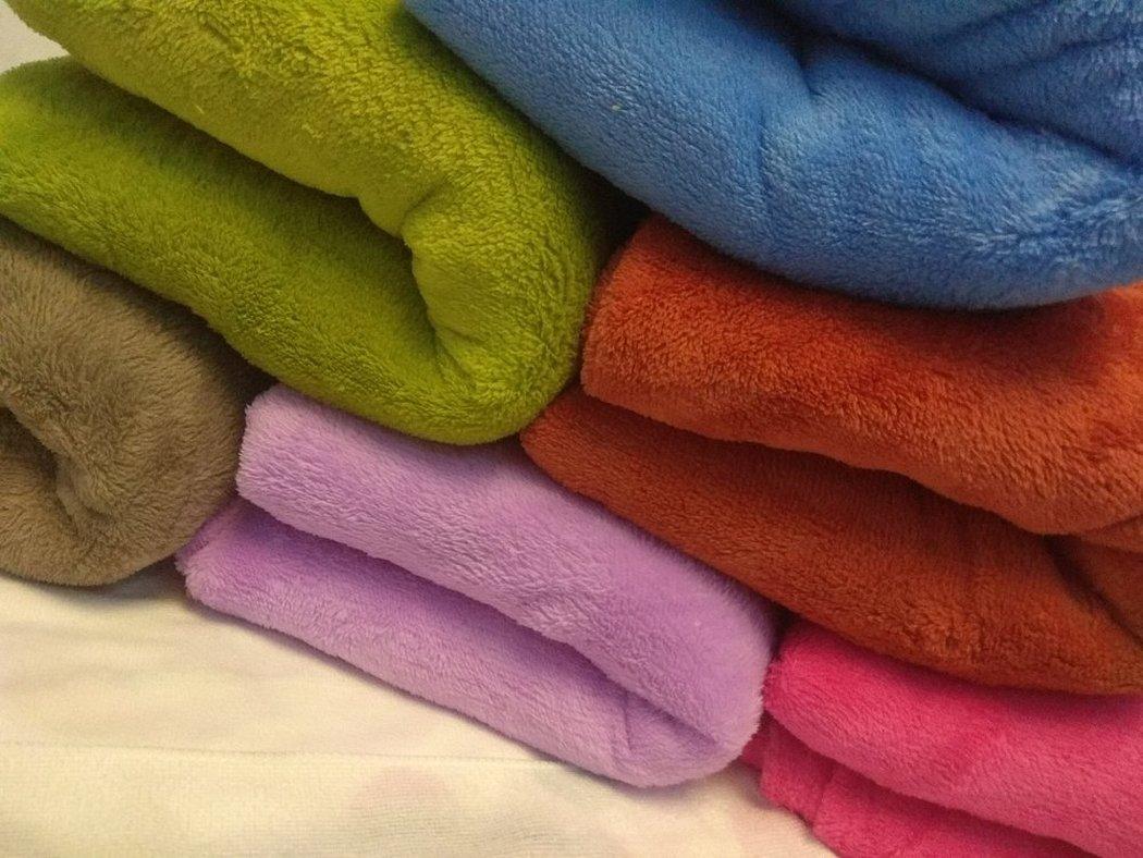 Синтетические ткани флис