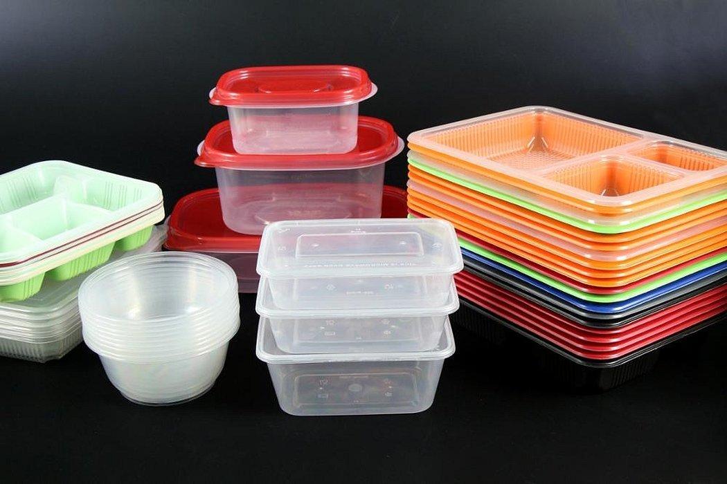Пищевая упаковка контейнеры и пластиковая тара для продуктов