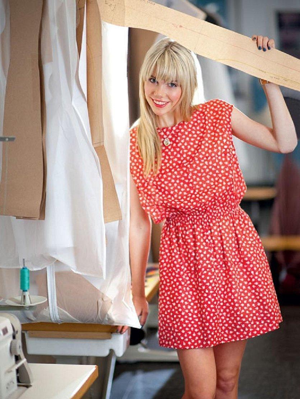 Платье простое летнее