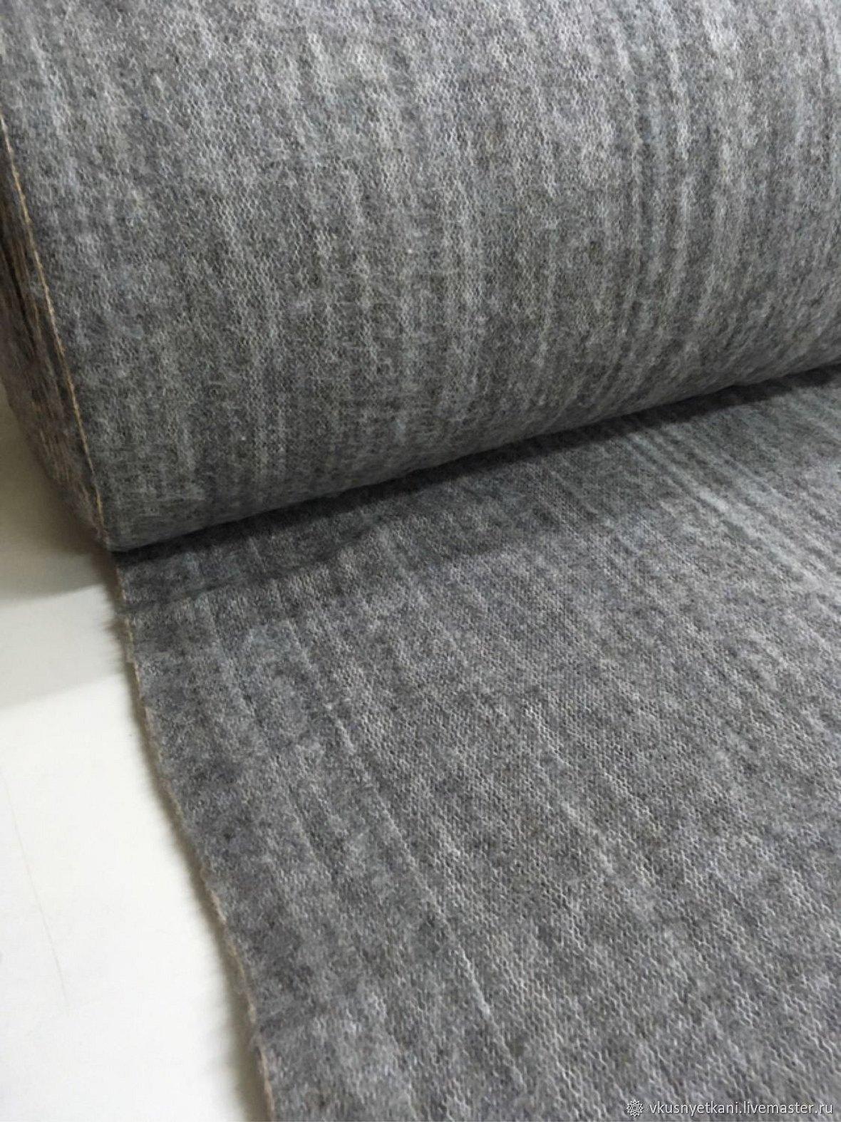 Ткань шерстяной утеплитель