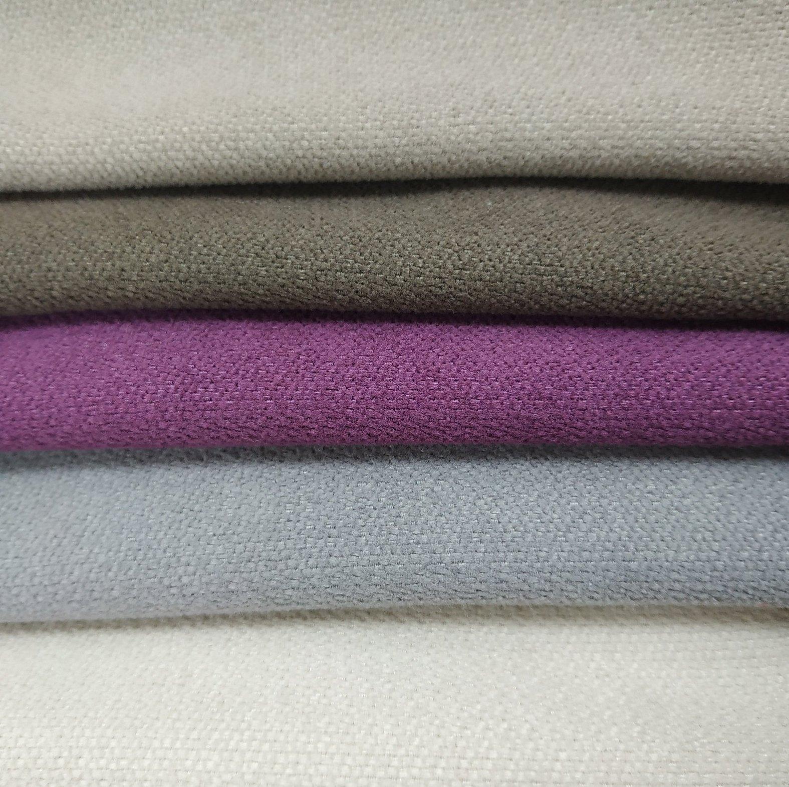 Ткань канвас цвета