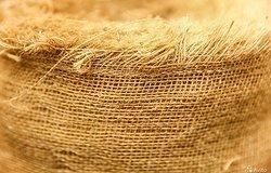 Ткань мешковина: в рулонах, декоративная, джутовая, льняная, для рукоделия