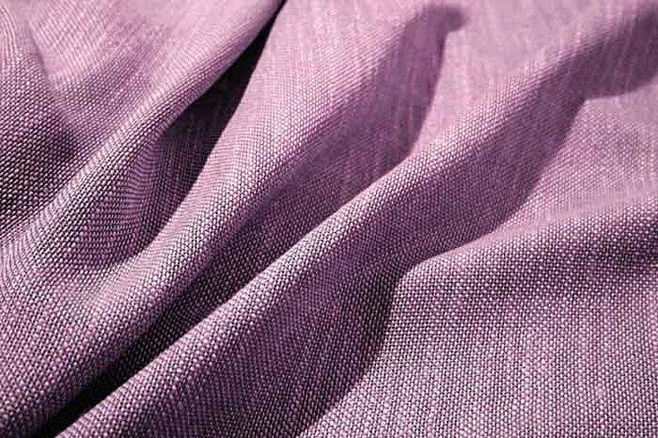 Фиолетовые шторы лён оксфорд