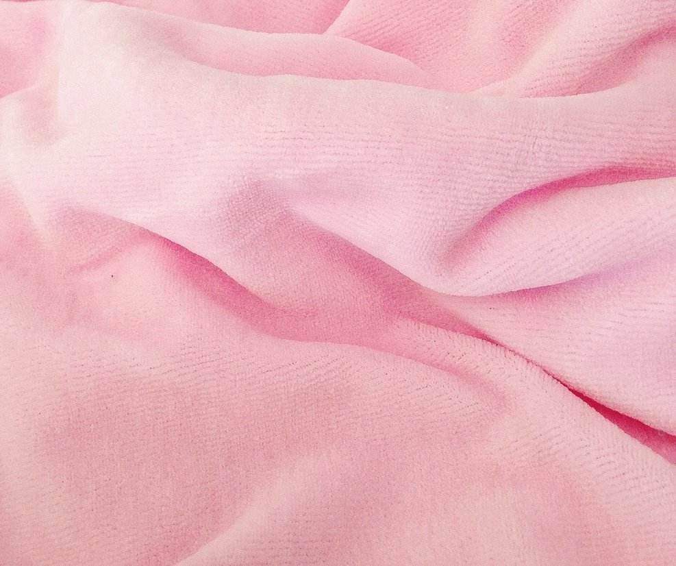 Подкладочная ткань розовая