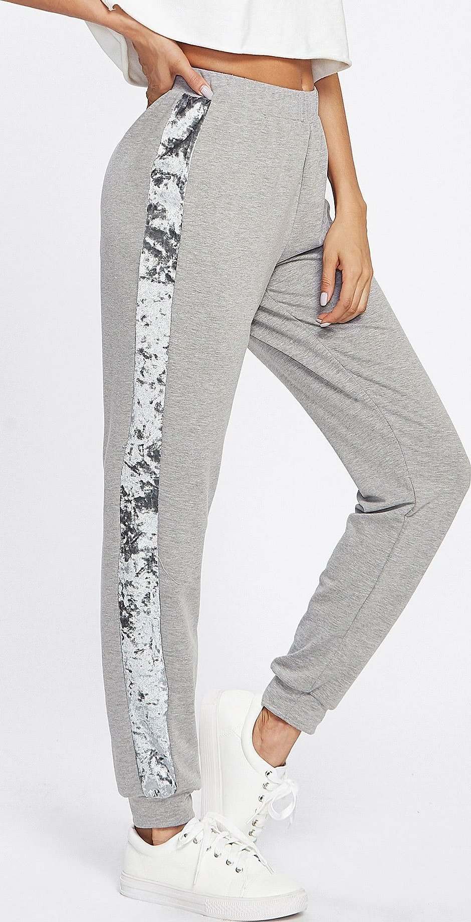 Спортивные штаны женские модные