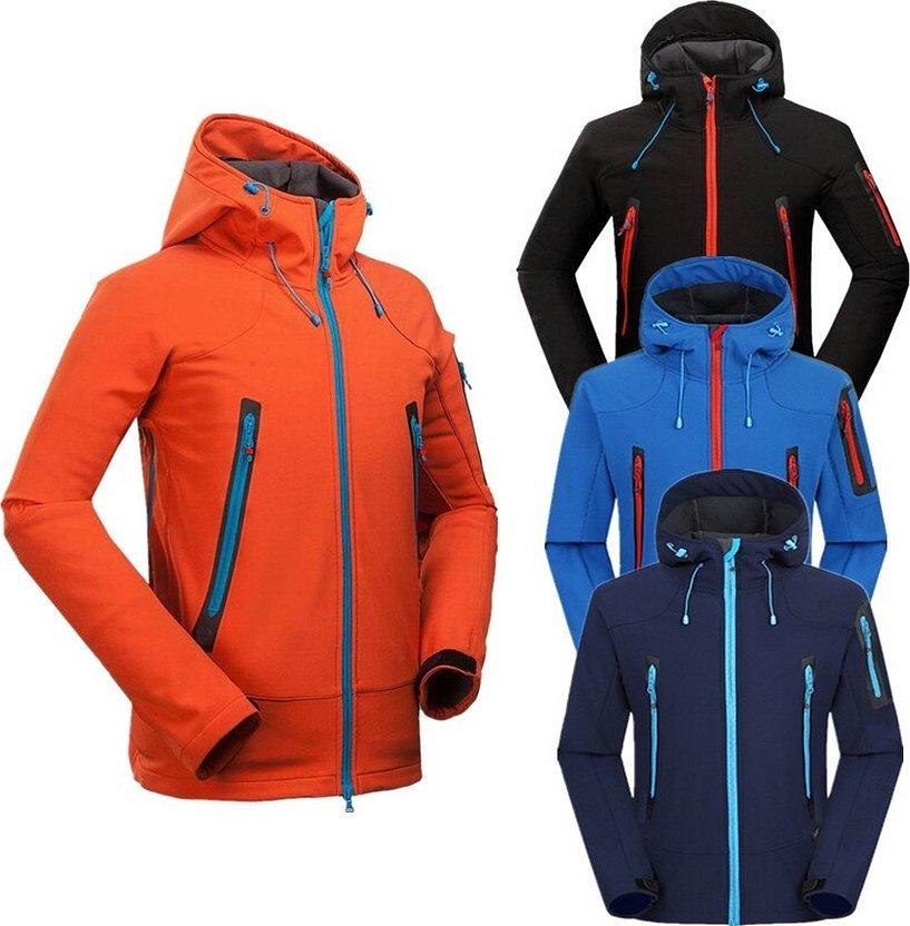 Лыжная куртка мужская