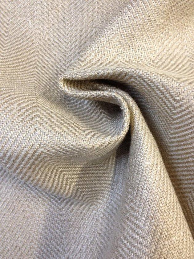 Ткань блэкаут имитация льна