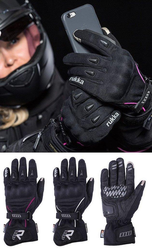 Зимние перчатки для мотоцикла