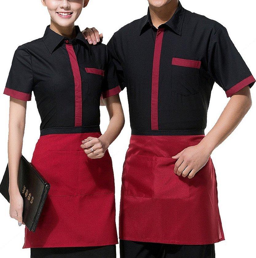 Форма для официантов в китайском стиле