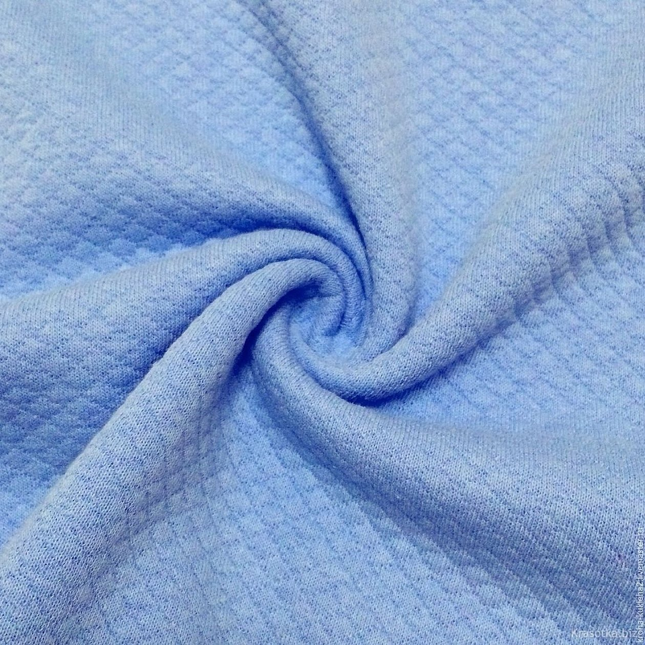 Махровый трикотаж ткань