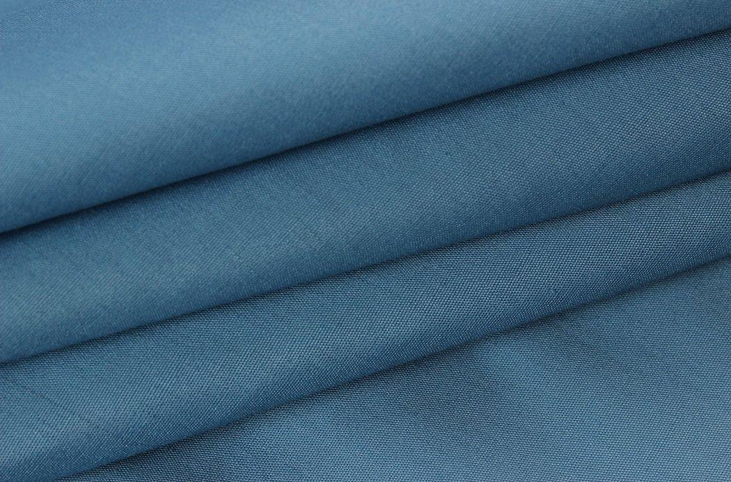 Ткань сорочечная тиси голубой