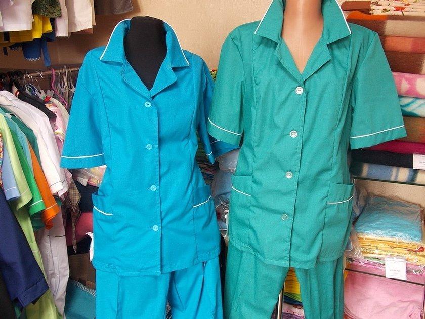 Униформа медицинская одежда