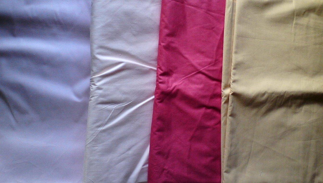 Ткань курточная розовая